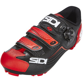 Sidi Trace Shoes Men red/black